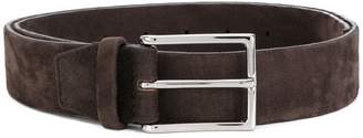Orciani slim buckle belt