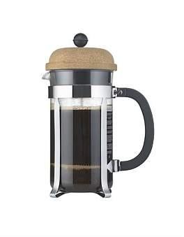 Bodum Cork Coffee Maker, 8 Cup, 1.0 L, 34 Oz