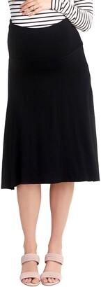 Nom Maternity NOM Nola Maternity Skirt