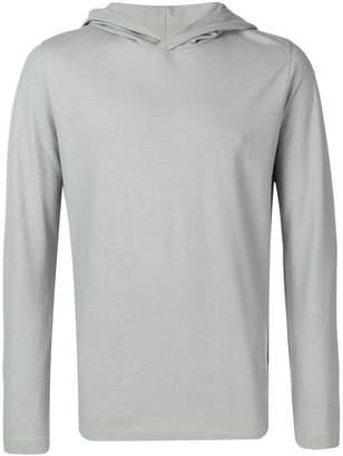 Zanone slim-fit hoodie