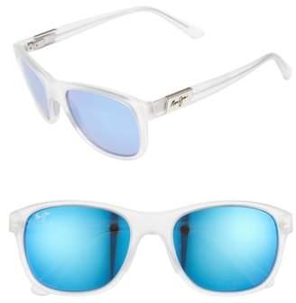 Maui Jim Wakea 55mm Polarized Sunglasses