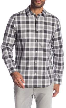 Calvin Klein Buffalo Plaid Modern Fit Shirt