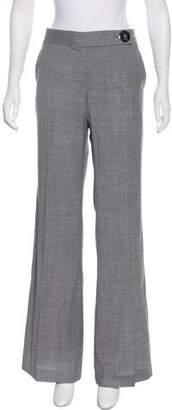 Tory Burch Wool Wide-Leg Pants