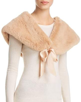 Echo Faux Fur Stole