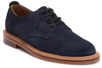 Clarks Suede Lace-Up Derby