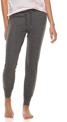 So Juniors' SO Pajama Jogger Pants