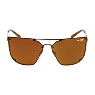 Arnette Men's Hundo-p1 Non-Polarized Iridium Square Sunglasses