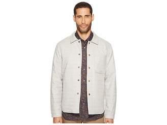 Billy Reid Reversible Shirt Jacket Men's Coat