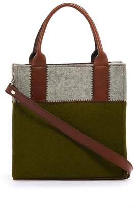 Graf Lantz Jaunt Mini Wool Felt Crossbody Bag