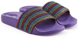 Marc Jacobs Rainbow Slides