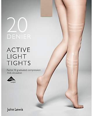d45aeeabd36 John Lewis   Partners 20 Denier Firm Support Active Light Sheer Tights
