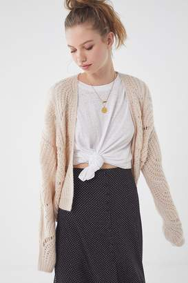 Urban Outfitters Lyla Open-Knit Cardigan