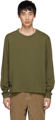 James Long Sies Marjan Green Sleeve T-Shirt