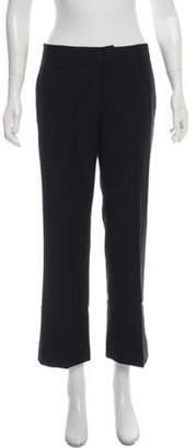 Marc Jacobs Mid-Rise Wide-Leg Pants Black Mid-Rise Wide-Leg Pants