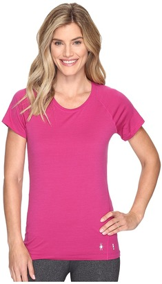 Smartwool - Merino 150 Baselayer Pattern Short Sleeve Women's Clothing $75 thestylecure.com