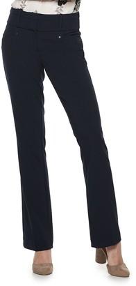 Candies Juniors' Candie's Marilyn Midrise Bootcut Pants