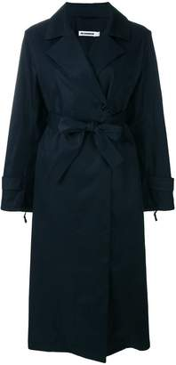 Jil Sander classic belted trench