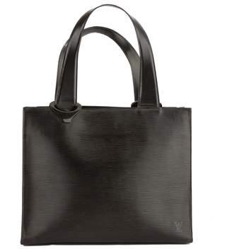 Louis Vuitton Noir Epi Leather Gemeaux Bag (Pre Owned)