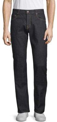 AG Adriano Goldschmied Matchbox Slim-Straight Jeans