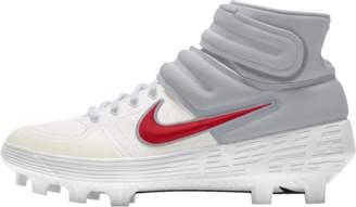 Nike Alpha Huarache Mid iD Baseball Cleat