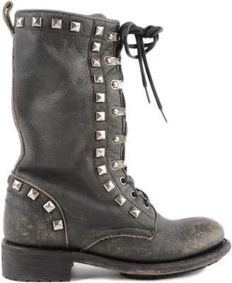 Ash Rango Studded Lace-up Boots