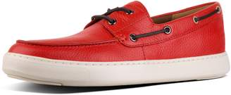 FitFlop Lawrence Men's Leather Boat Shoes