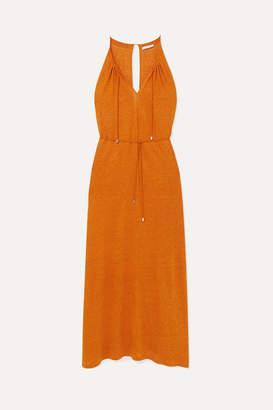 Ninety Percent Linen Maxi Dress