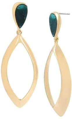Robert Lee Morris Soho Teardrop Drop Earrings