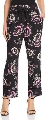 Alexander McQueen Floral Lounge Pants
