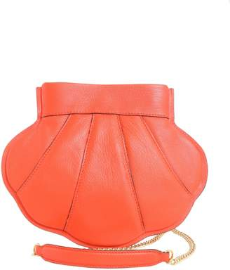Moschino Shell Crossbody Bag