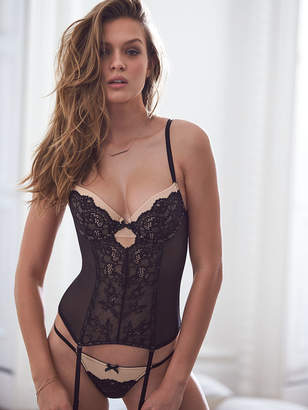 Victoria's Secret Dream Angels Lace Bustier