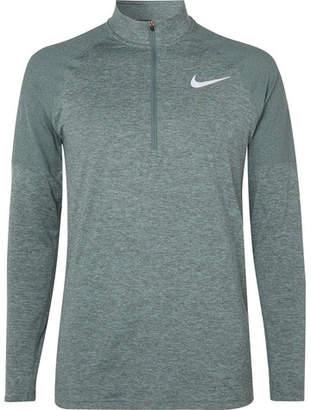 60ed60371ce Nike Running Therma-Sphere Element Mélange Dri-Fit Half-Zip Top