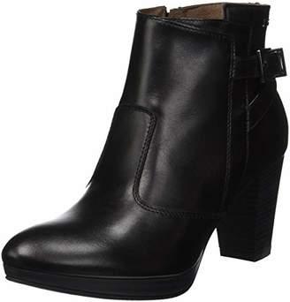 Nero Giardini Women's Nappa Pandora Ankle Boots (Black 100)
