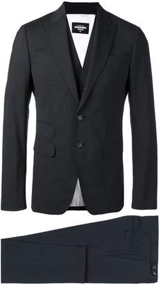 DSQUARED2 London three-piece suit