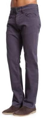 Mavi Jeans Zach Indigo Twill Straight-Leg Pants