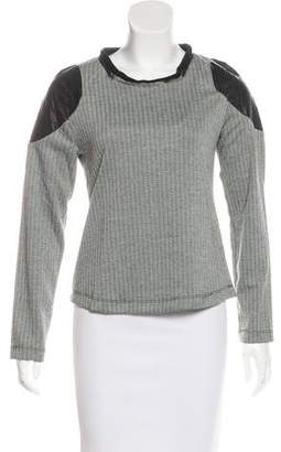 Walter Baker Nadia Herringbone Sweater w/ Tags