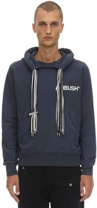 Ambush Printed Cotton Jersey Multi Cord Hoodie