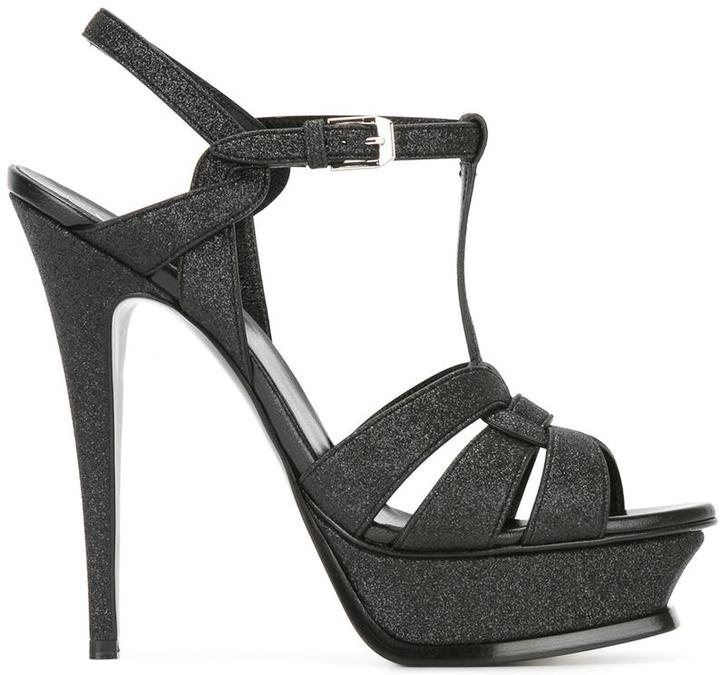 Saint Laurent 'Classic Tribute 105' sandals