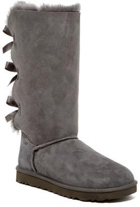 UGG Australia Bailey Bow Genuine Sheepskin Boot $249.95 thestylecure.com