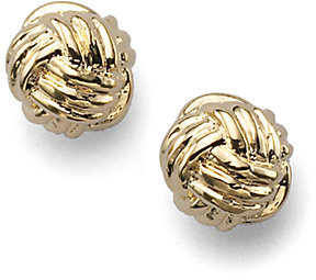 Kate Spade New York Know the Ropes Knot Stud Earrings