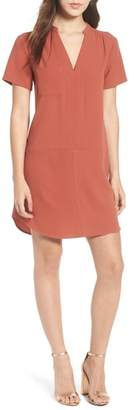 --- Hailey Crepe Dress