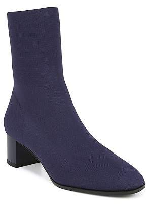 Via Spiga Women's Verena Stretch Knit Sock Booties