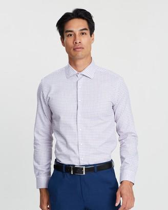 Van Heusen Slim Fit Check Shirt