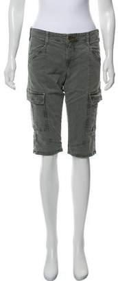 J Brand Houlihan Knee-Length Shorts