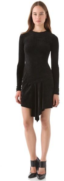 Kimberly ovitz Dalik Velvet Dress