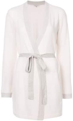 Morgan Lane cashmere Bella wrap robe