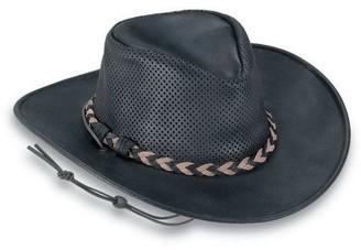 "Minnetonka Airflow ""Fold Up"" Outback Hat"
