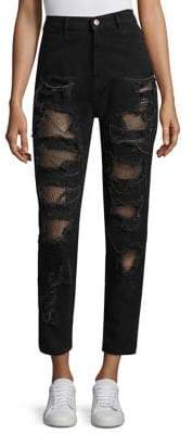 Tommy Hilfiger Tommy Punk Ripped Jeans