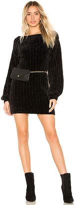 d033a32d14 Lovers + Friends Guliani Chenille Sweater Dress