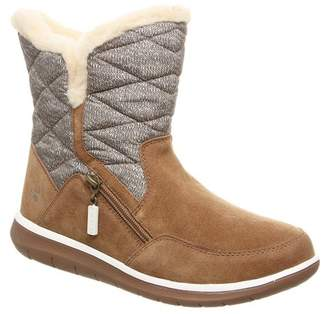 BearPaw Katy Genuine Sheepskin Footbed Boot